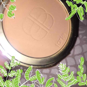 Photo of tarte™ confidence creamy powder foundation uploaded by Emerald G.