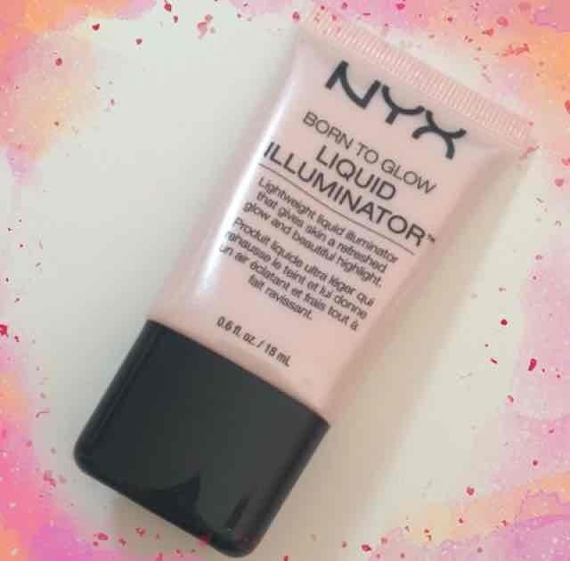 NYX Cosmetics Born to Glow Liquid Illuminator uploaded by Zivile J.
