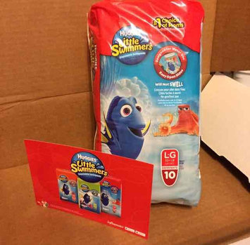 Photo of Huggies® Little Swimmers Diapers uploaded by Bekki B.