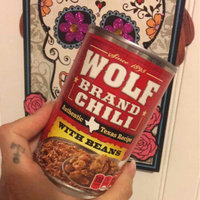 Wolf Brand Chili with Beans uploaded by Mikail A.