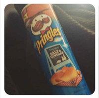 Pringles® Salt & Vinegar Flavored Potato Crisps 5.5 oz. Canister uploaded by Sam C.