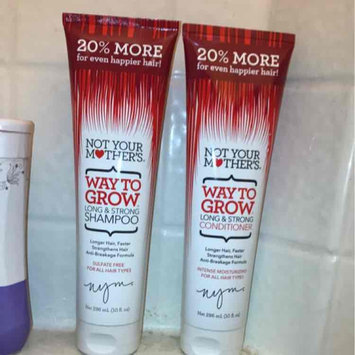 Photo of Not Your Mother's® Way To Grow Long & Strong Shampoo uploaded by Allyson G.