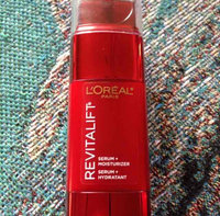 L'Oréal Paris Revitalift Laser Renew Anti-Wrinkles+Anti-Dark Spots Peeling Lotion uploaded by Mallory R.