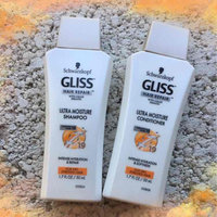 Schwarzkopf Gliss™ Hair Repair™ with Liquid Keratin Ultra Moisture Express Repair Conditioner 6.8 fl. oz. Tube uploaded by Briana J.