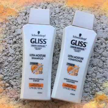 Photo of Schwarzkopf Gliss™ Hair Repair™ with Liquid Keratin Ultra Moisture Express Repair Conditioner 6.8 fl. oz. Tube uploaded by Briana J.