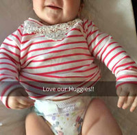 Huggies® Little Movers Diapers uploaded by Lindsay M.