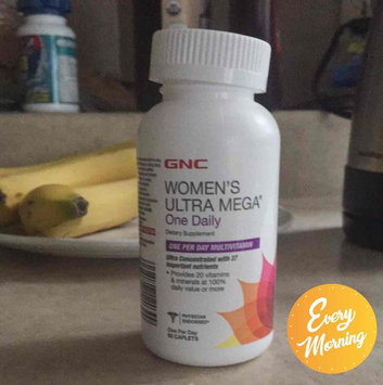 GNC Women's Ultra Mega One Daily Multivitamin, Caplets, 60 ea uploaded by Maria M.