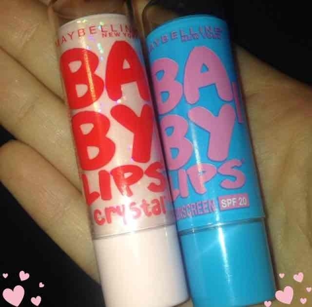 Maybelline Baby Lips® Moisturizing Lip Balm uploaded by Chae F.