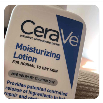 CeraVe Moisturizing Lotion uploaded by Cecilia F.