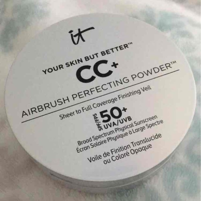 It Cosmetics Your Skin But Better CC+ Airbrush Perfecting Powder SPF50+ uploaded by Dana G.
