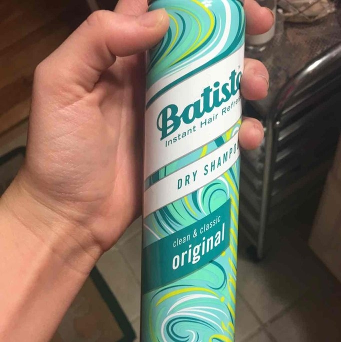 Batiste Dry Shampoo Strength & Shine uploaded by Rachel B.