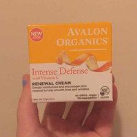 Avalon Organics Intense Defense With Vitamin C Renewal Cream uploaded by Chelsea B.