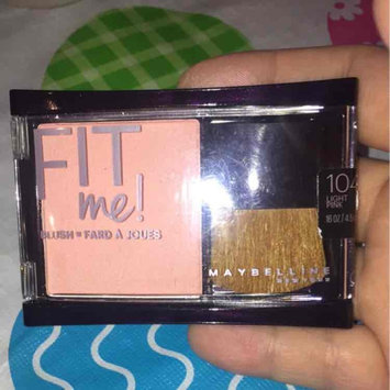 Maybelline Fit Me! Blush uploaded by Tina P.
