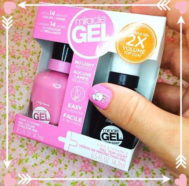 Sally Hansen® Miracle Gel™ Nail Polish uploaded by Jacqueline B.