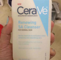 CeraVe Renewing SA Cleanser, 8 fl oz uploaded by Arielle F.