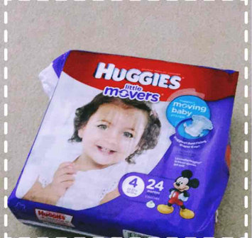 Huggies® Little Movers Diapers uploaded by Phoebe B.