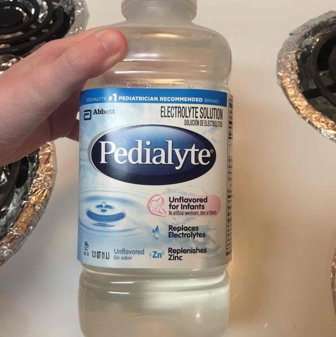 Pedialyte Oral Electrolyte Maintenance Solution uploaded by Teran F.