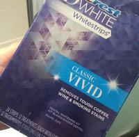Crest 3D White Whitestrips Advanced Vivid uploaded by Meghan O.