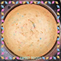 Duncan Hines Signature Cake Mix Confetti Cake uploaded by Sally G.