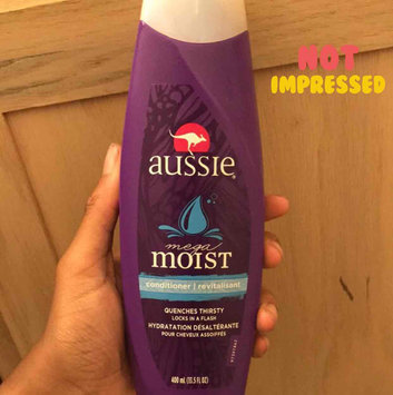 Aussie® Mega Moist Conditioner uploaded by Veronica