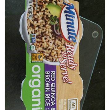 Photo of Minute Rice Ready to Serve Brown Rice - 2 CT uploaded by Rachel d.