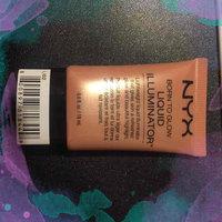 NYX Cosmetics Born to Glow Liquid Illuminator uploaded by Sully M.