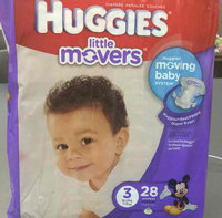 Huggies® Little Movers Diapers uploaded by Danella M.