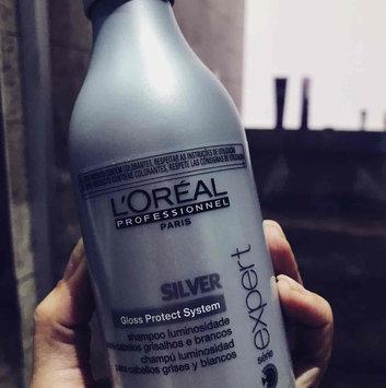 Photo of L'Oréal Paris Professionnel Serie Expert Silver Shampoo uploaded by Luz C.
