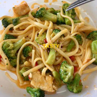 Healthy Choice Cafe Steamers Chicken Red Pepper Alfredo 10.3 oz uploaded by Christina G.
