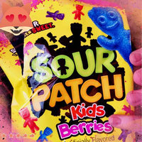 Sour Patch Kids Berries Candy uploaded by Brandy F.