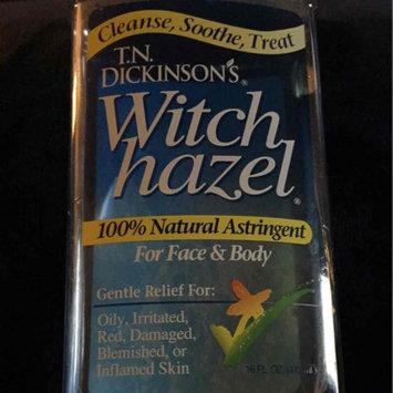 T.N. Dickinson's Witch Hazel Astringent uploaded by Shanda R.