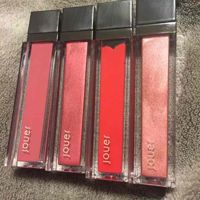 Jouer Long-Wear Lip Crème Liquid Lipstick uploaded by Erika M.