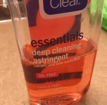 Clean & Clear Essentials Deep Cleaning Astringent uploaded by Quianna W.