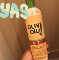 Organic Root Stimulator Olive Oil Replenishing Conditioner uploaded by Veronica