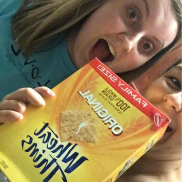 Photo of Nabisco Wheat Thins Original Crackers uploaded by Bri L.
