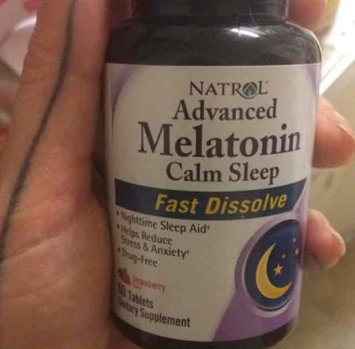 Photo of Natrol Melatonin Fast Dissolve uploaded by Ella P.