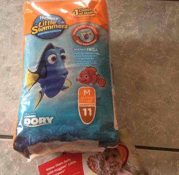 Huggies® Little Swimmers Diapers uploaded by Keisha C.