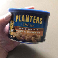 Planters Deluxe Honey Roasted Whole Cashews uploaded by Veronica B.