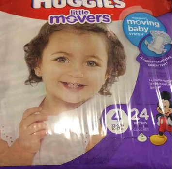 Huggies® Little Movers Diapers uploaded by Ashley C.