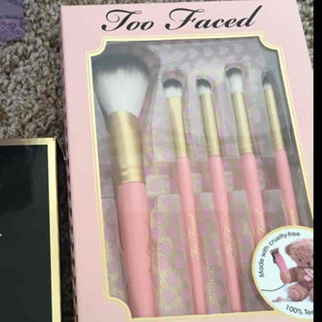 Too Faced Pro-Essential Teddy Bear Hair Brush Set uploaded by Michelle R.