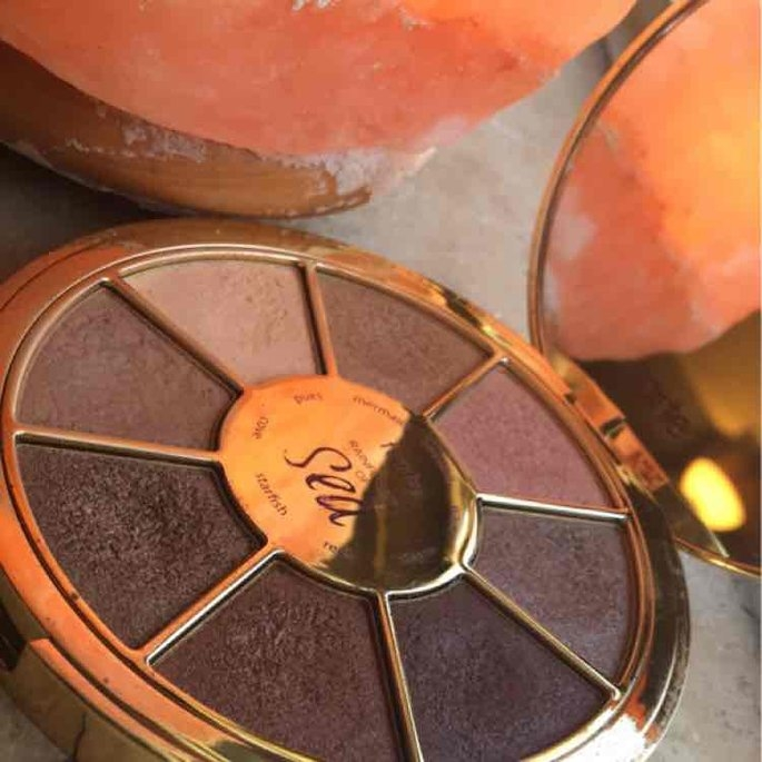 Tarte Rainforest of the Sea™ limited-edition eyeshadow palette - multi uploaded by Anna E.