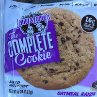 Lenny & Larry's Lenny and Larrys Lenny and Larrys Oatmeal Raisin Cookies - 12-4 Oz uploaded by Angie J.