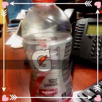 Gatorade Fruit Punch Sports Drink 32 oz uploaded by Kyndal D.