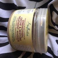 SheaMoisture Strengthen, Grow & Restore Treatment Masque, Jamaican Black Castor Oil, 12 oz uploaded by Ariana M.