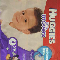 Huggies® Little Movers Diapers uploaded by Rachael R.