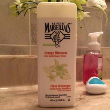 Photo of Le Petit Marseillais® Extra Gentle Shower Cream Orange Blossom Body Wash uploaded by Kristal W.