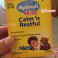 Hyland's 4 Kids Calm 'n Restful Quick-Dissolving Tablets, 125 ea uploaded by Celeste Z.