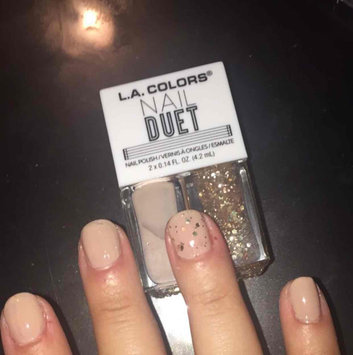 L.A. Colors Nail Duet uploaded by kaitlyn l.