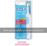 Braun D12.523 Braun Oral-B Vitality Professional Care Electric Toothbrush with Extra Head uploaded by Marlene C.