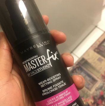 Maybelline Facestudio® Master Fix Wear-Boosting Setting Spray uploaded by Arlet D.
